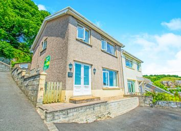Thumbnail 3 bed semi-detached house for sale in Church Street, Llantrisant, Pontyclun