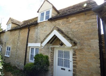 Thumbnail 1 bed cottage to rent in Kent Place, Sherbourne Street, Lechlade