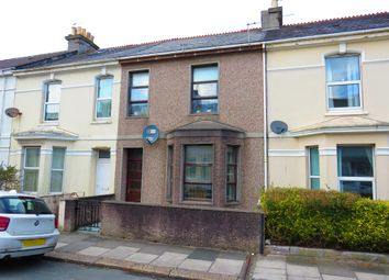 Thumbnail 1 bed flat for sale in Cromwell Road, Plymouth