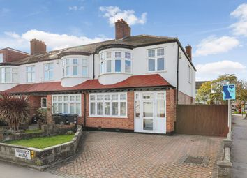 Thumbnail 3 bed semi-detached house for sale in Norhyrst Avenue, London