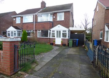 Thumbnail 4 bed semi-detached house for sale in Curzon Green, Offerton, Stockport