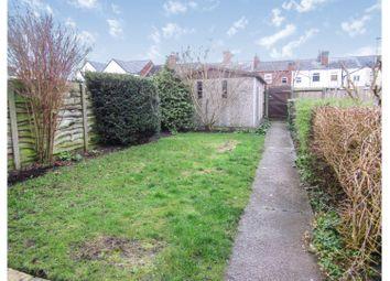 3 bed terraced house for sale in Lovatt Street, Stafford ST16