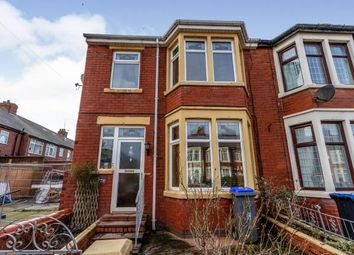 Thumbnail 3 bed end terrace house for sale in Coleridge Road, Blackpool, Lancashire, .
