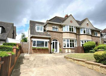 Thumbnail 4 bed semi-detached house for sale in Rushmere Road, Abington, Northampton