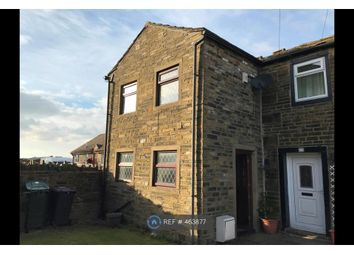 Thumbnail 2 bed end terrace house to rent in West End, Queensbury, Bradford