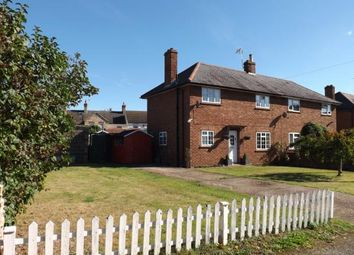 Thumbnail 3 bed semi-detached house for sale in Brookside, Campton, Shefford, Bedfordshire
