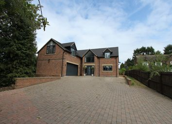 Thumbnail 6 bed detached house for sale in Manor Fields Drive, Ilkeston