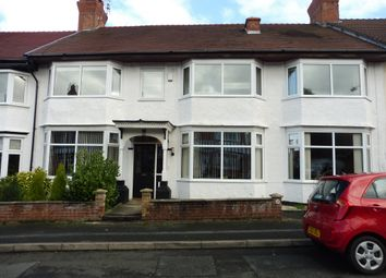 Thumbnail 4 bed terraced house for sale in Elm Road North, Birkenhead