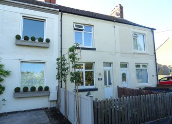 Thumbnail 2 bed terraced house for sale in Battram Road, Ellistown, Leicestershire