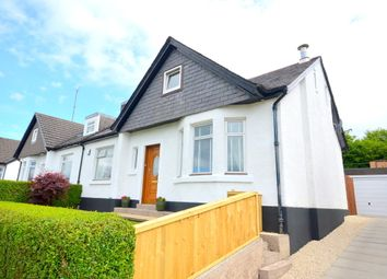 Thumbnail 3 bed semi-detached bungalow for sale in Janetta Street, Clydebank