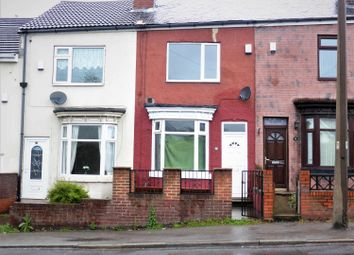 Thumbnail 2 bedroom terraced house to rent in Highgate Lane, Goldthorpe, Rotherham