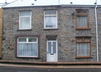 Thumbnail 2 bed end terrace house to rent in Penrhiwceiber Road, Mountain Ash, Mid Glamorgan