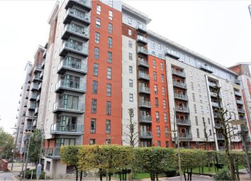 Thumbnail 1 bed flat for sale in 3 Hornbeam Way, Manchester