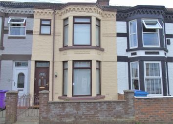 Thumbnail 3 bed terraced house for sale in Cambridge Road, Walton, Liverpool