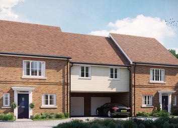 Thumbnail 4 bed semi-detached house for sale in The Sherford At Eastwood, Gardiners Park Village, Basildon