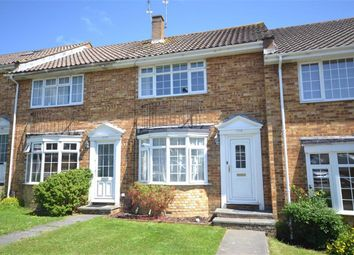Thumbnail 3 bed terraced house for sale in Cotswold Road, Salvington, Worthing, West Sussex