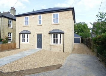 Thumbnail 4 bed detached house for sale in Parkhall Road, Somersham, Huntingdon