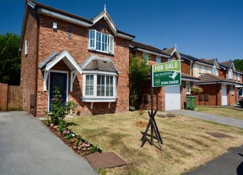 Thumbnail 3 bed detached house for sale in Blossom Avenue, Oswaldtwistle, Accrington