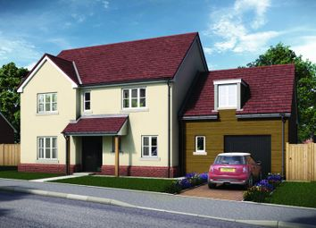 Thumbnail 4 bed detached house for sale in The Laurel, Steventon Road, East Hanney, Oxfordshire