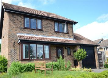 Thumbnail 4 bedroom detached house for sale in Suffolk Close, Wokingham, Berkshire
