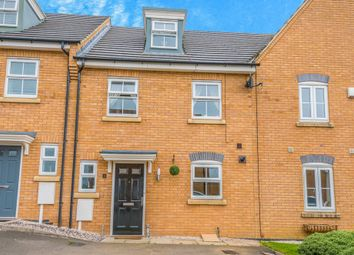 Thumbnail 3 bed terraced house for sale in Robinson Way, Wootton, Northampton