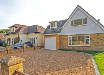 Thumbnail 4 bed detached house to rent in Birch Lane, West End, Woking