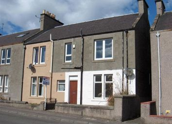 Thumbnail 1 bedroom end terrace house to rent in Whyterose Terrace, Methil, Fife