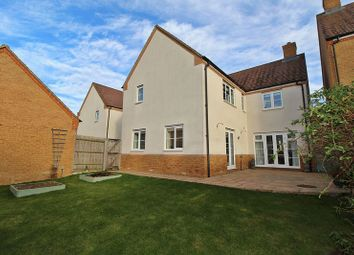 Thumbnail 4 bed detached house for sale in Garfield, Langford, Biggleswade
