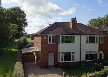 3 bed semi-detached house for sale in Knott Lane, Rawdon, Leeds LS19