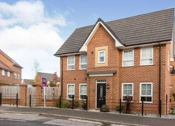 Thumbnail 3 bed semi-detached house to rent in Heron Way, Edleston, Nantwich