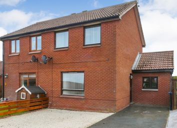 Thumbnail 3 bed semi-detached house for sale in Roddam Court, Tweedmouth, Berwick-Upon-Tweed, Northumberland