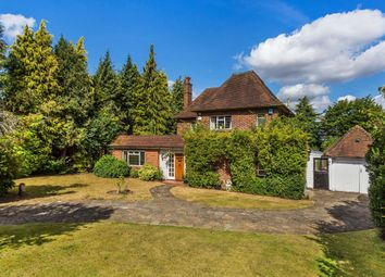 Thumbnail 3 bed detached house for sale in The Drive, South Cheam, Sutton