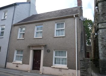 Thumbnail 2 bed terraced house for sale in High Street, Llandovery