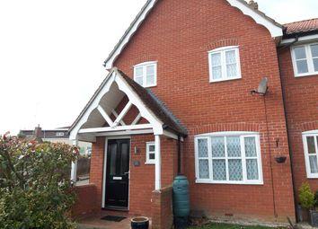 Thumbnail 3 bed end terrace house to rent in New Road, Framlingham, Woodbridge