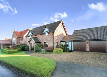 Thumbnail 4 bed detached house for sale in Great Ellingham, Norwich, Norfolk