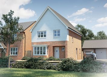 "Thumbnail 4 bed detached house for sale in ""The Bredon"" at Oak Tree Road, Hugglescote, Coalville"