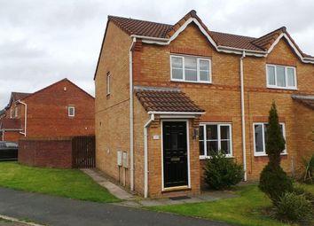 Thumbnail 2 bed semi-detached house for sale in Dunnock Lane, Cottam, Preston