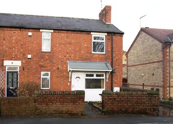 Thumbnail 3 bed end terrace house for sale in Rawson Green, Kilburn, Belper