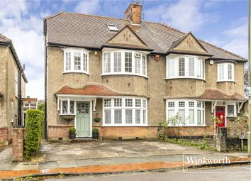 Sylvan Avenue, London N3. 4 bed semi-detached house