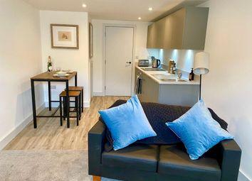 Thumbnail 1 bed flat to rent in Millars Three, Southside, Southmill Road, Bishop's Stortford, Hertfordshire