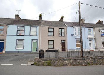 Thumbnail 3 bed terraced house for sale in Norgans Terrace, Pembroke