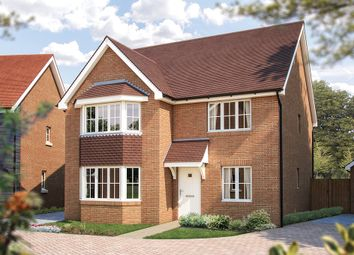 "Thumbnail 5 bed detached house for sale in ""The Oxford"" at Rusper Road, Ifield, Crawley"