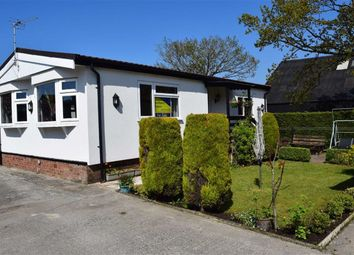Thumbnail 2 bed mobile/park home for sale in Burlingham Park, Garstang, Preston