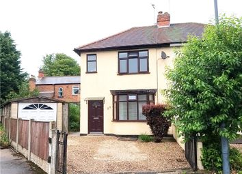 Thumbnail 3 bed semi-detached house to rent in Poplar Avenue, Spondon, Derby