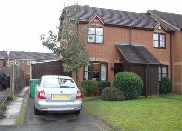 Thumbnail 2 bed semi-detached house for sale in Hazelmere Grove, Lenton, Nottingham