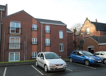 Thumbnail 2 bed flat to rent in Elizabeth House, Scholars Court, Stoke-On-Trent