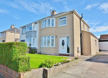 Thumbnail 3 bed semi-detached house for sale in Ennerdale Avenue, Workington
