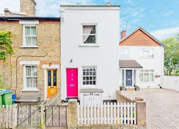 Thumbnail 2 bed end terrace house to rent in Queens Road, Thames Ditton