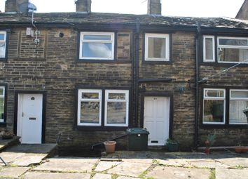Thumbnail 1 bed cottage for sale in High Street, Queensbury, Bradford, West Yorkshire