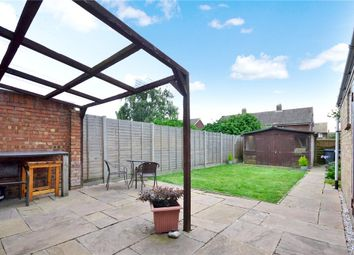 Thumbnail 2 bed terraced house for sale in Coronation Drive, Felixstowe